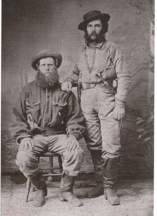 Galerie photos d'époque: Civils américains (19° siècle) 51610