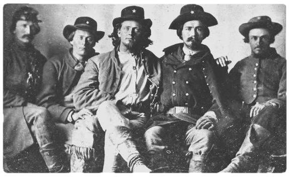 Galerie photos d'époque: Combattants de la guerre civile US 53710