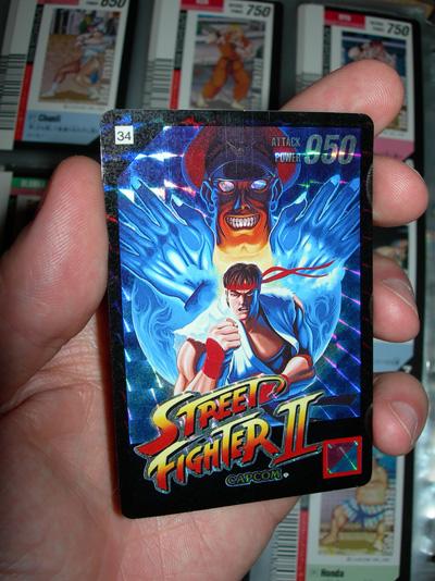 Capcom Carddass Fav_ca10
