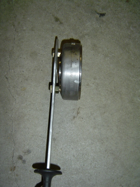 Pour bloquer le rotor Cle_bl12