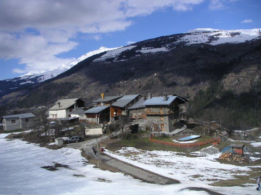 [Les Arcs]Photos de Haute Tarentaise vu des arcs (10/3/2007) Villar11