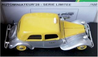 AUTOMINIATEUR'28 Taxi-x10