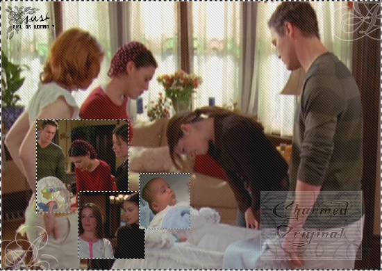 Boum in the Halliwell family