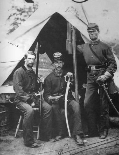 Galerie photos d'époque: Combattants de la guerre civile US 112