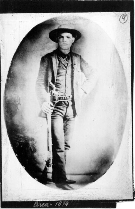 Galerie photos d'époque: Civils américains (19° siècle) 215
