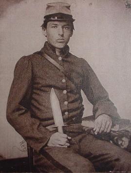 Galerie photos d'époque: Combattants de la guerre civile US 313