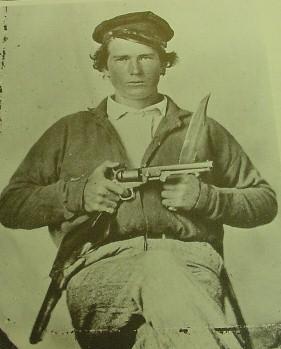 Galerie photos d'époque: Combattants de la guerre civile US 411
