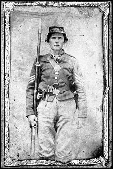 Galerie photos d'époque: Combattants de la guerre civile US Federa12