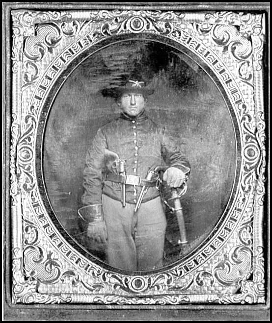 Galerie photos d'époque: Combattants de la guerre civile US Federa13
