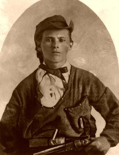 Galerie photos d'époque: Civils américains (19° siècle) Jesse_11