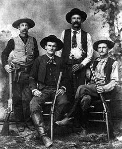 Galerie photos d'époque: Civils américains (19° siècle) Texas_14