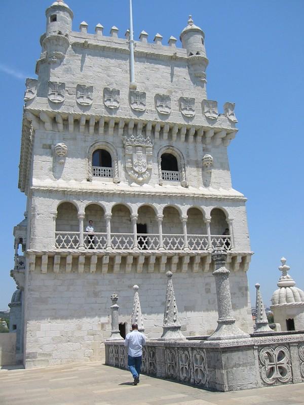 La Tour de Belem à Lisbonne - Portugal Belem13
