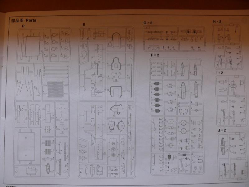 [Trumpeter] USS HORNET CV8 1/350 P1000512