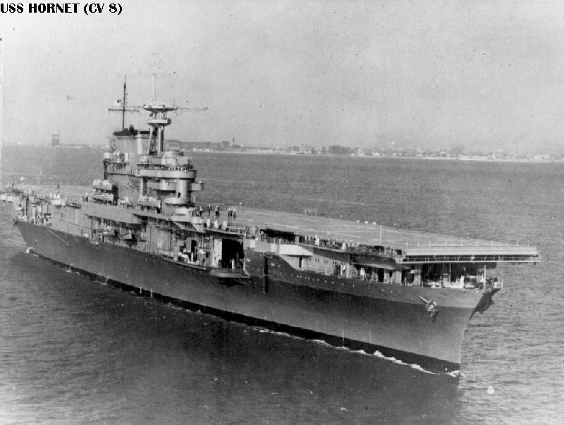 [Trumpeter] USS HORNET CV8 1/350 Uscv0810