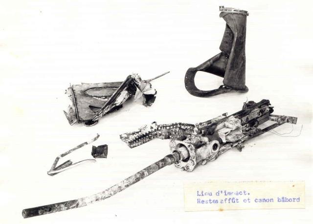 [Aéro divers] Le GHAN-1 (31F, 32F et 33F) en Algérie... - Page 5 Accide17