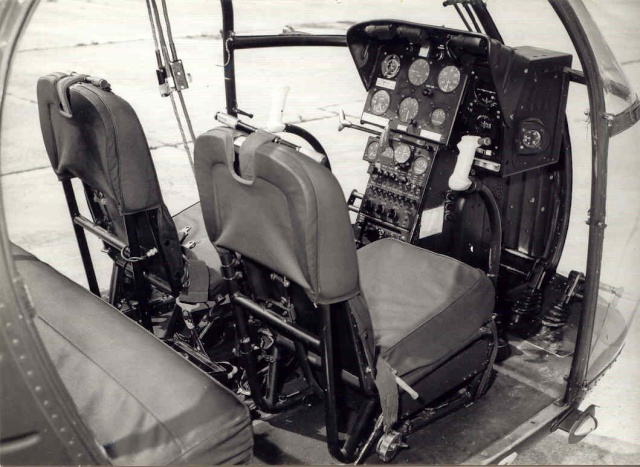 [Aéronavale divers] Hélicoptére ALOUETTE 2 - Page 2 Alouet12