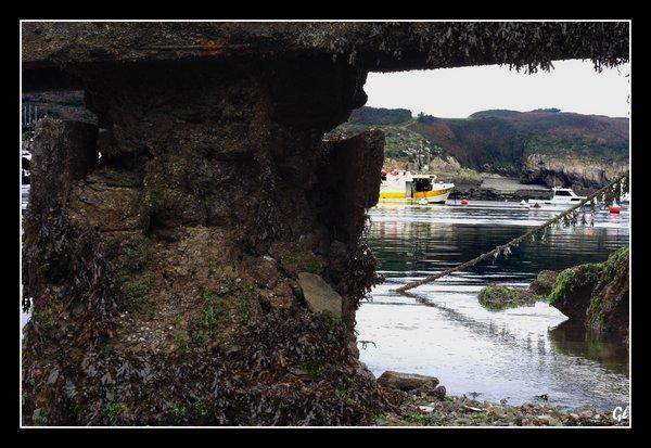 [Vie des ports] Le Conquet 20061110