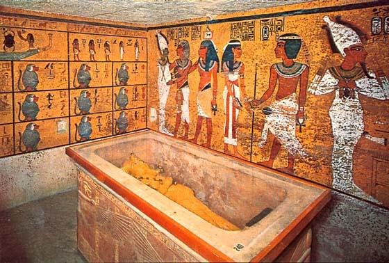 La découverte du tombeau de Toutânkhamon Actuel10