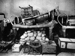 La découverte du tombeau de Toutânkhamon Rev-to10