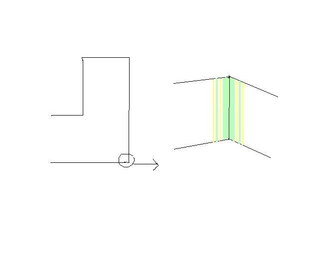 Des bandes verticales pour le salon Sans_t10
