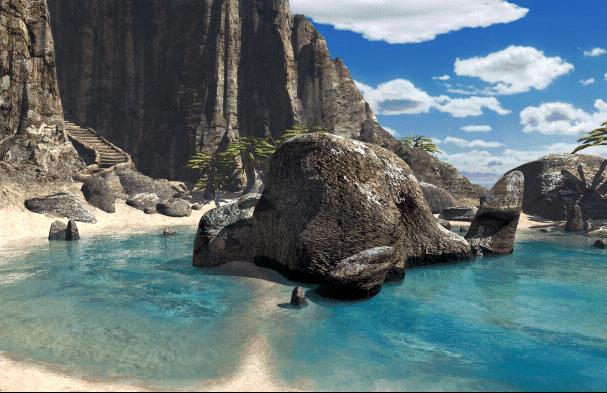 Le lagon Myst2i12