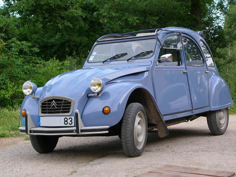 Nos vieilles Citroën échelle : 1 2005-010