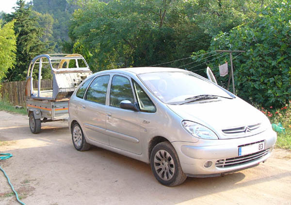 Nos vieilles Citroën échelle : 1 2005-012