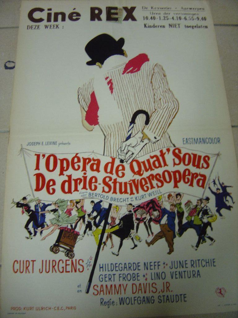L'opéra de quat' sous Affich26