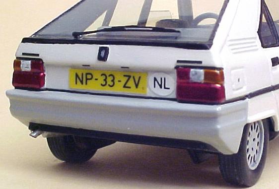 Les BX Norev Jetcar Citroe15
