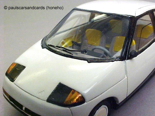 Concept Cars Citroe38