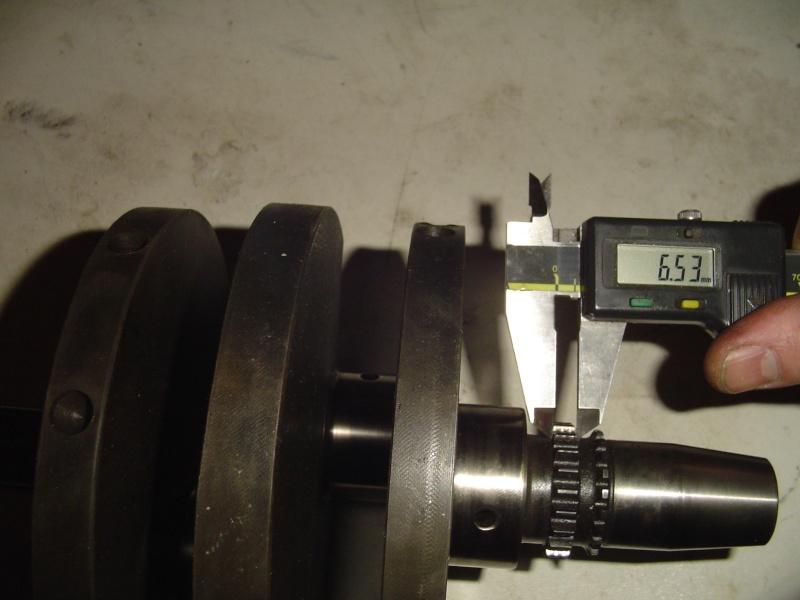 Transalp 600 - PD06 : cote des pignons du vilebrequin  Dsc00019