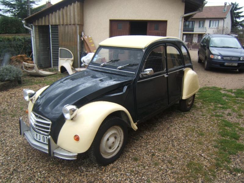 Nos vieilles Citroën échelle : 1 Dscf1611