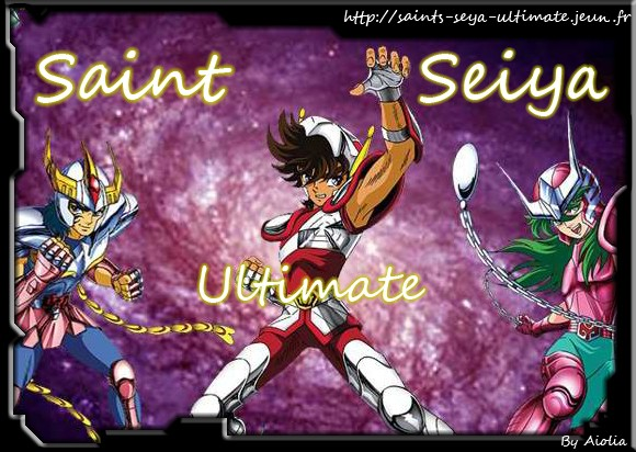 Saints Seiya Ultimate RPG