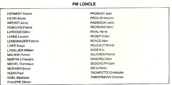 [ École des Mousses ] 3ème cie session sept 78 juil 79 Noms10