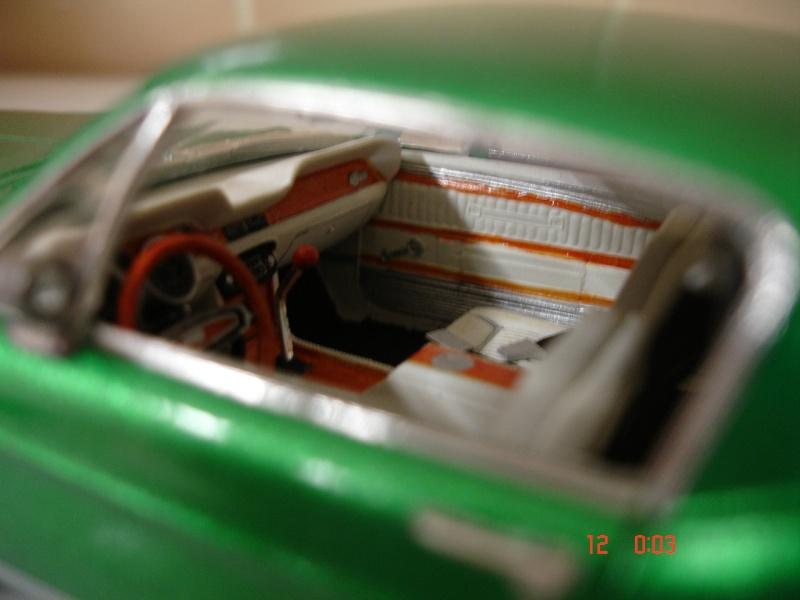 MUSTANG COBRA SHELBY GT 500 1/24ème Réf L 738 Dsc01720