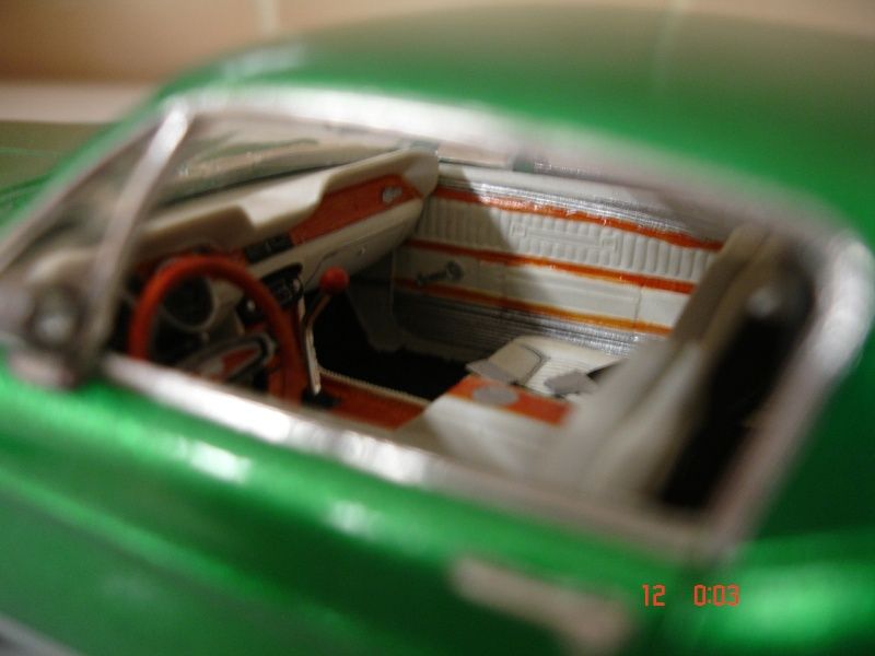 MUSTANG COBRASHELBY GT 500 ech 1/24ème ref L 738 Dsc01720