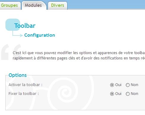 Nouveautés Forumactif: Centre de notifications, ToolBar, Gestion améliorée des templates, ...etc - Page 5 510