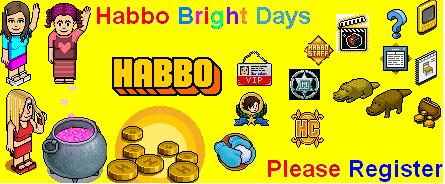Habbo Bright Days