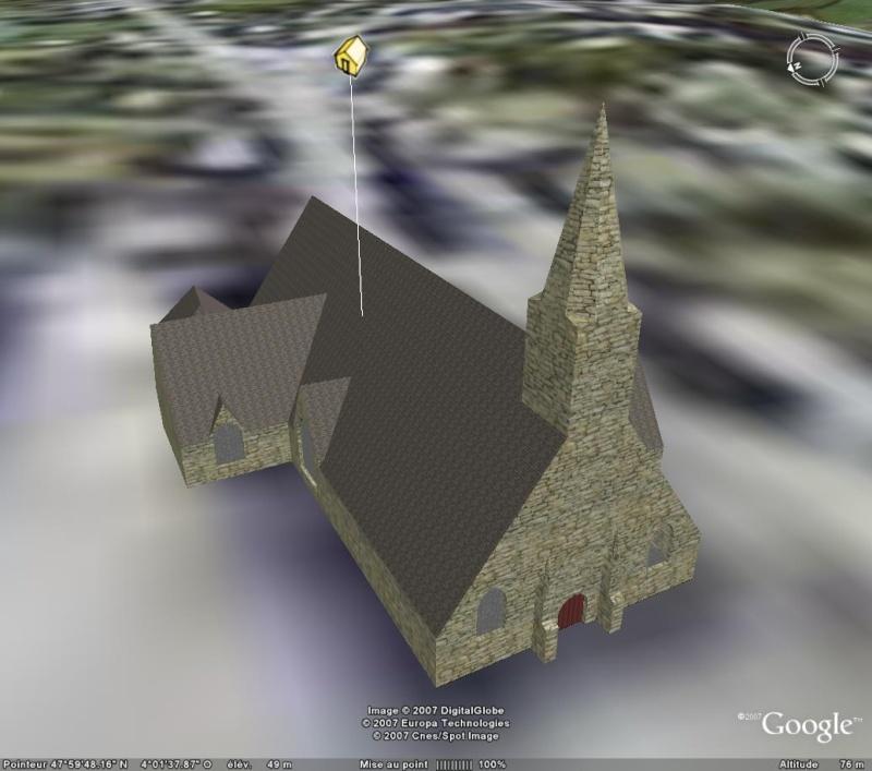 Eglise de St Guinal en 3D à Ergué-Gabéric par LURGEE !  :) Ergue_10