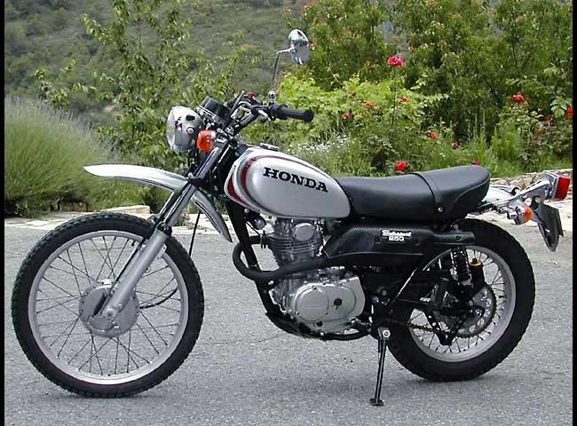 Projet Honda 500 SL 250xl10