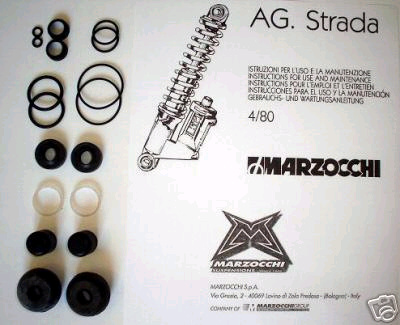 Amortisseurs Marzocchi Joints10
