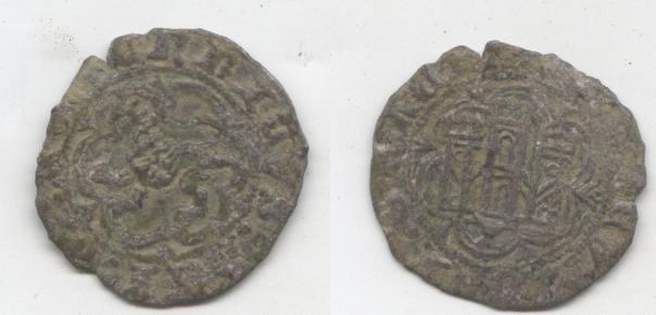 Blanca de Enrique III (Cuenca, 1390-1406 d.c) Vellon10