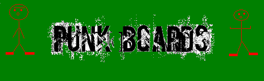 Punk-Boards