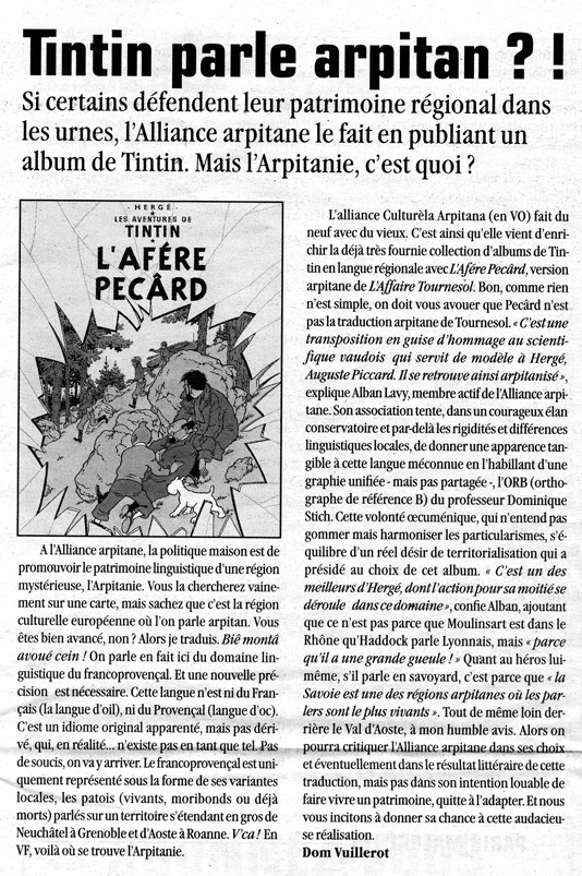 Tintin parle arpitan?! [La Voix des Allobroges] Tintin10
