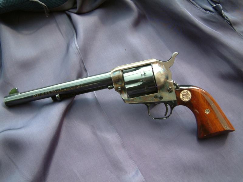 Colt SAA NRA Centennial Rebirth Saa110