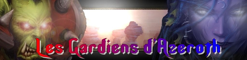 Les gardiens d'azeroth