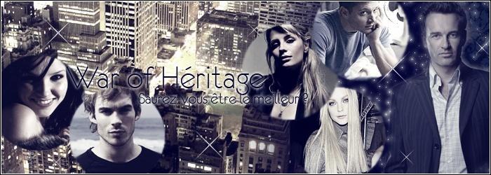 War of Heritage