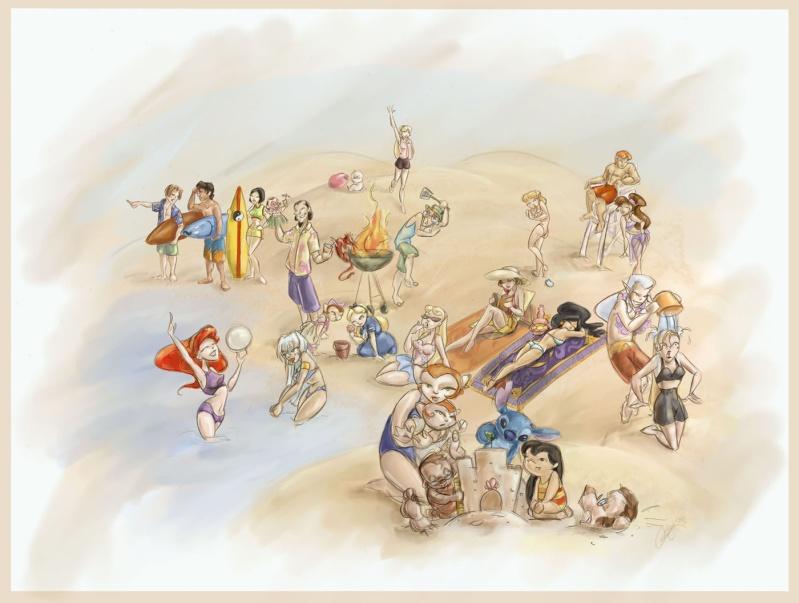 Princesses Disney - Page 3 Summer11