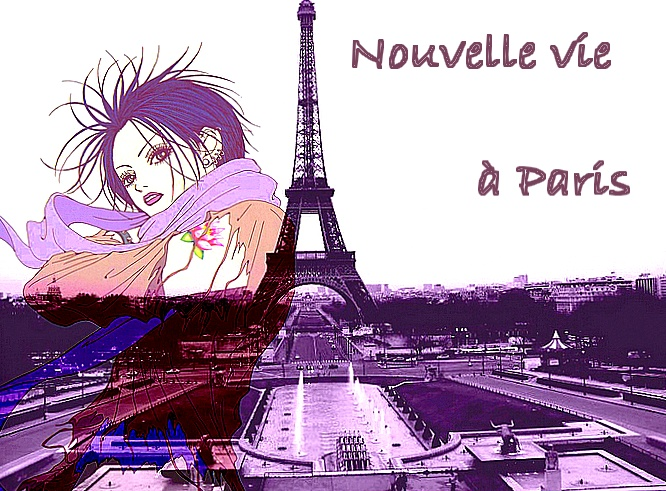 Japon vers Paris (^ .^)
