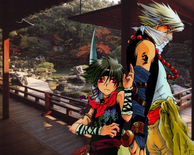 Galerie d'images Naruto - Page 2 Wallp-26